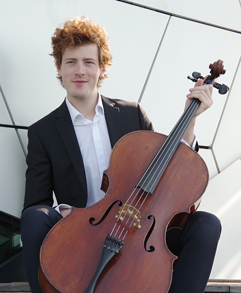 Kalle de Bie   Cello